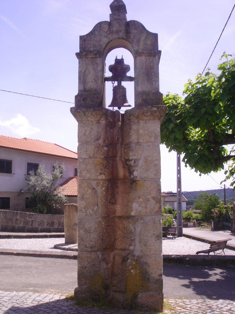 Construção do sino de Masgalos